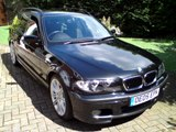 BMW 320D Touring Sport 6 speed