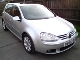 VW Golf 2.0 GT tdi 140