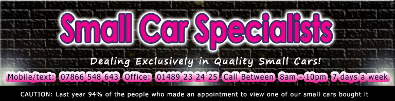 www.smallcarspecialists.co.uk